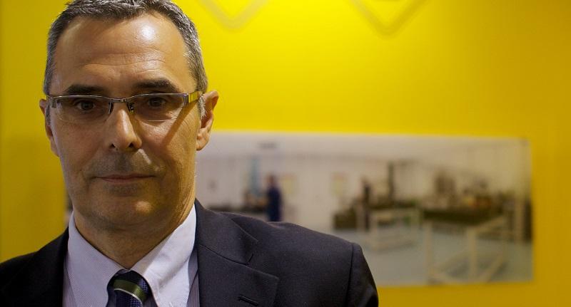 Adriano Menegazzo, Direttore Commerciale di SMZ Italia.