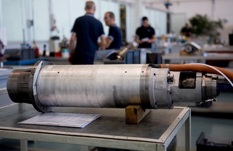 SMZ Italia fornisce a OEM, rivenditori di impianti e utilizzatori finali un servizio di riparazione di mandrini ed elettromandrini montati sulle macchine utensili